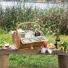 Picnic shabby chic in Umbria