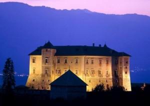 Trentino, Castello Thun