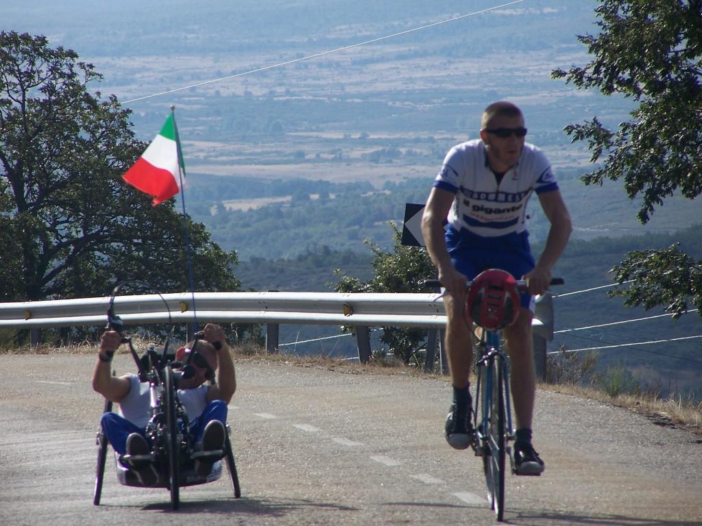 pietro_scidurlo_cammino_santiago_handbike
