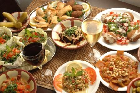 cucina libanese