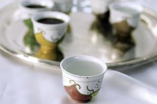 caffè bianco libanese