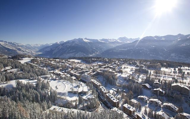 Crans Montana-Svizzera