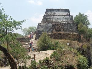 Piramide a Tepoztlàn