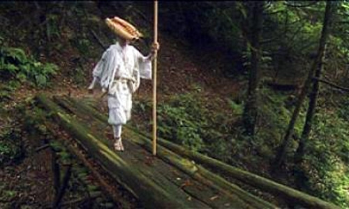 I monaci del monte Hiei