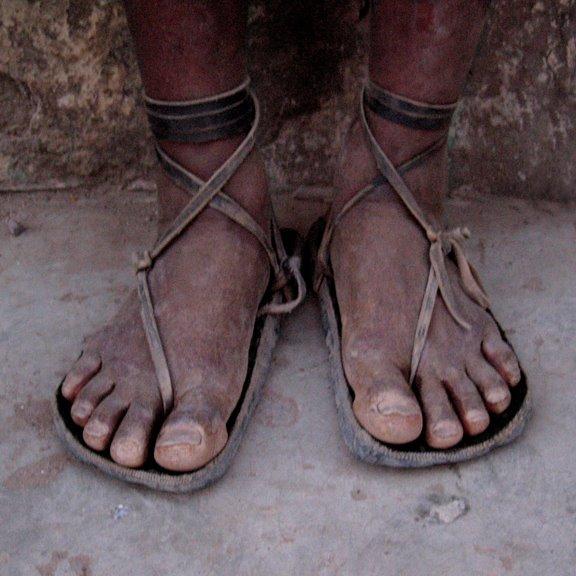 "Le ""scarpe"" da corsa dei Tarahumara"