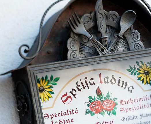prodotti tipici alto adige, cucina ladina, cucina tipica
