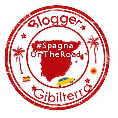 Il nostro badge di Spagna On the Road per Gibilterra!!