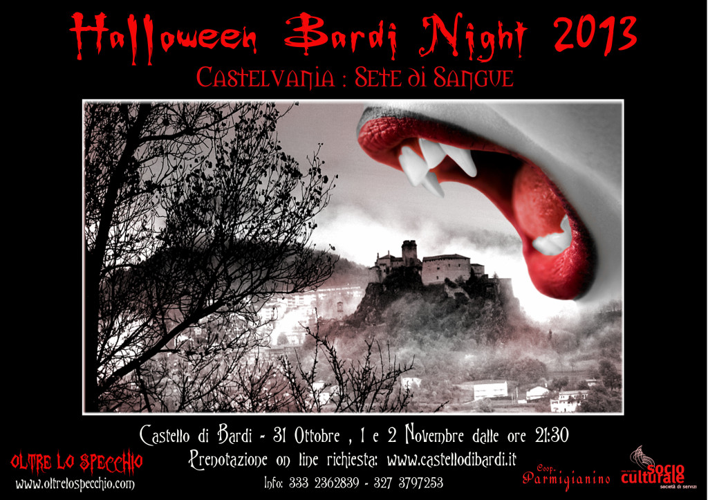 Bardi Halloween Night 2013 - Web