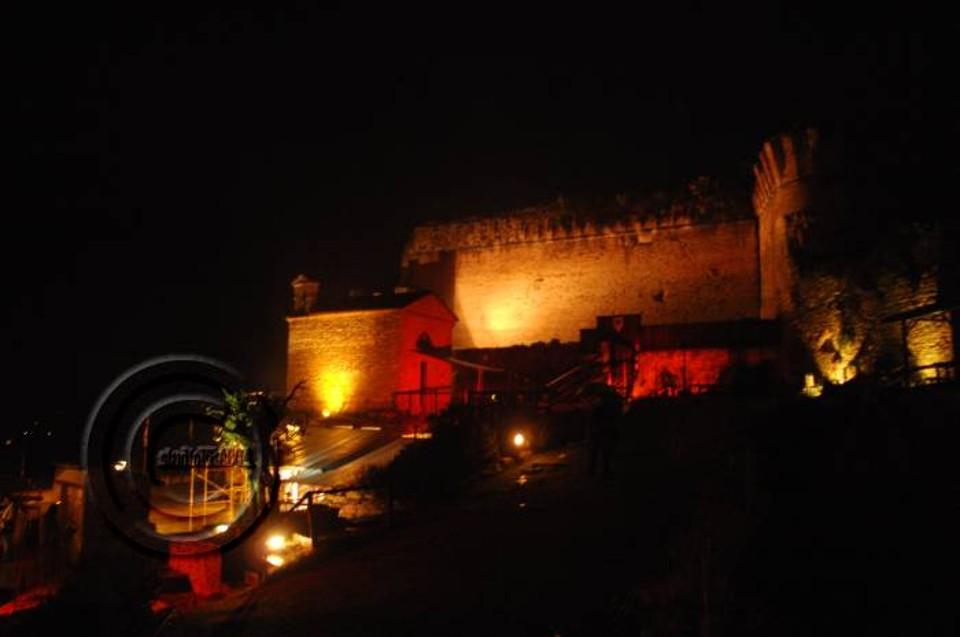La notte del  Castello dei Misteri