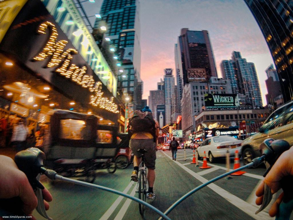 Visitare New York in bici con il Citi Bike, nuovo servizio di bike sharing