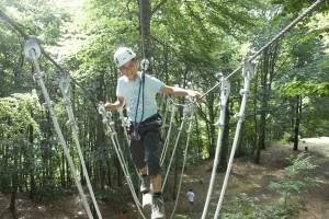 Monte Tamaro - Parco avventura