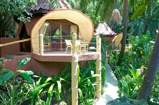 Ylang Ylang resort a Montezuma (Costa Rica)