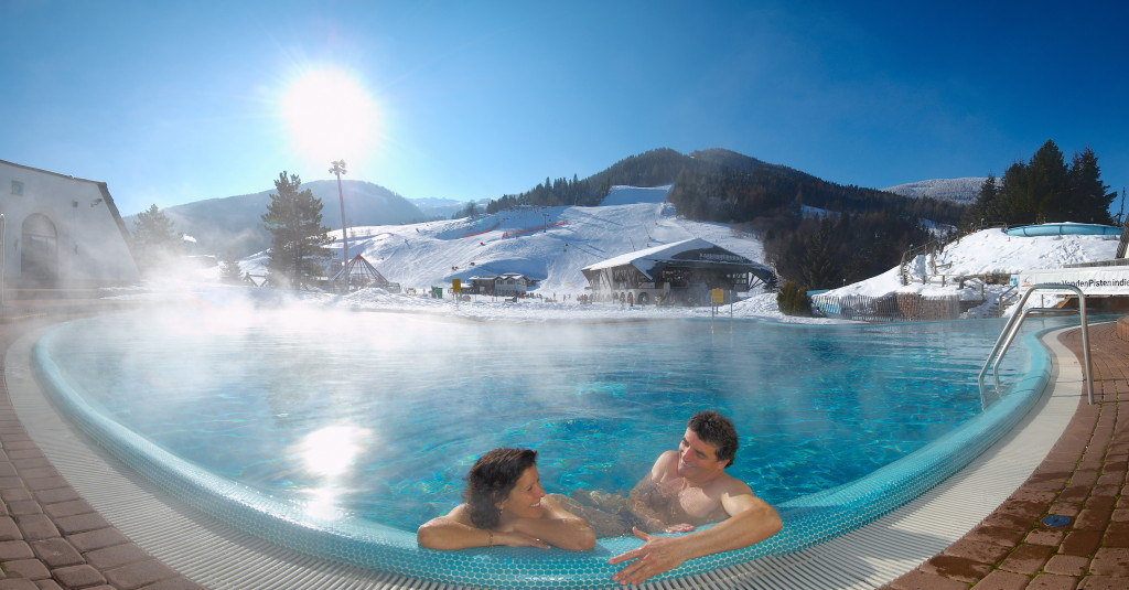 Le terme Romerbad (photo ©MICHAEL GRUBER)