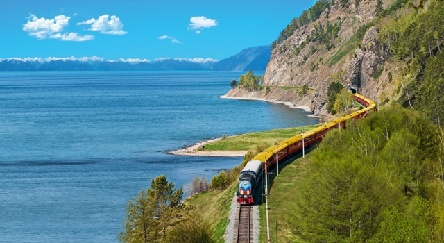 La Transiberiana e il lago Baikal