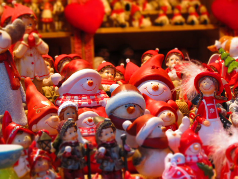 Weihnachtsschmuck | addobbi di natale