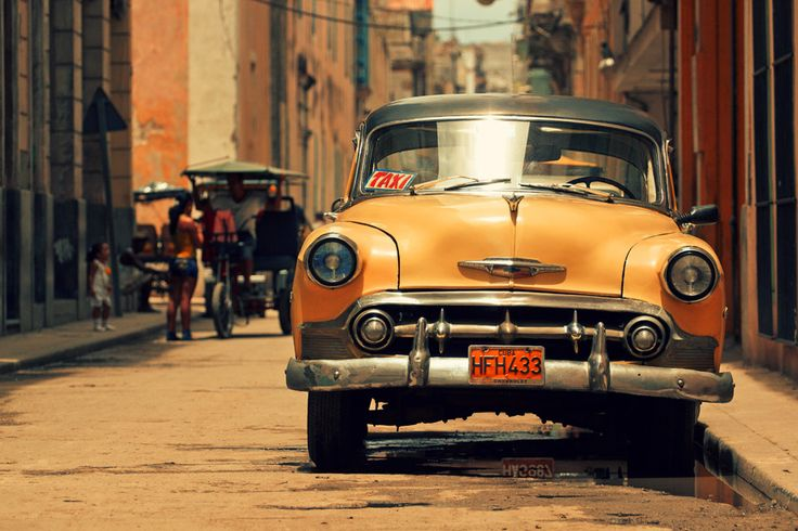 auto anni cinquanta a cuba