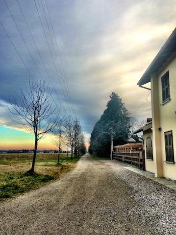 Via Gaggio Parco del Ticino