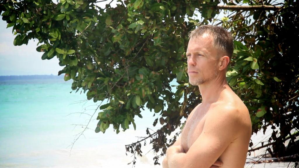 Robert Rose, viaggiatore consapevole che ha autofinanziato il programma