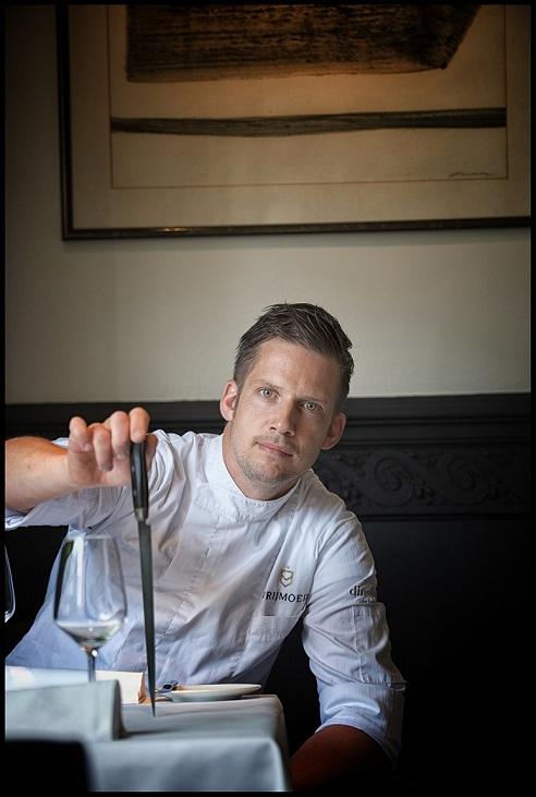 Michael Vrijmoed, il suo ristorante a Gent ha 1 stella Michelin