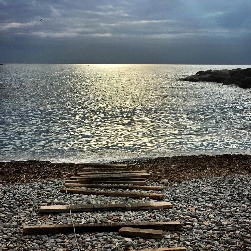 Boccadasse spiaggia