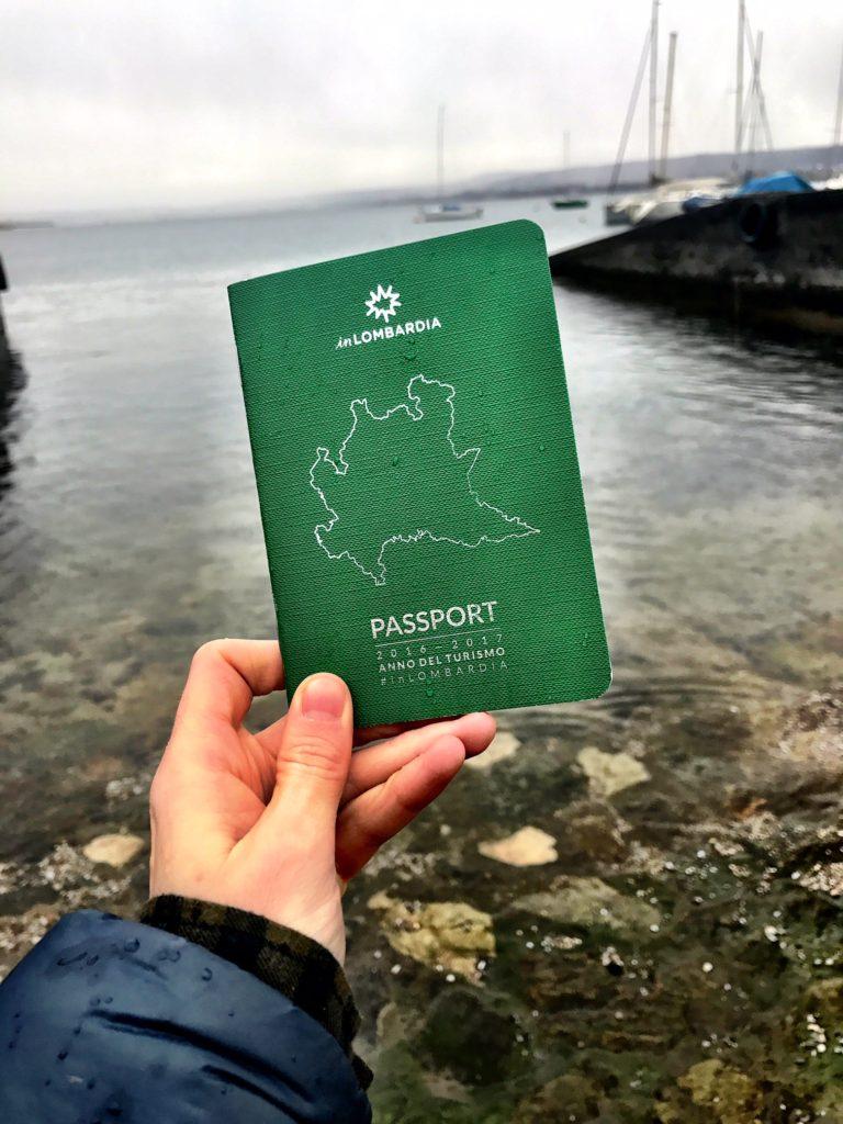 passaporto in Lombardia lago maggiore