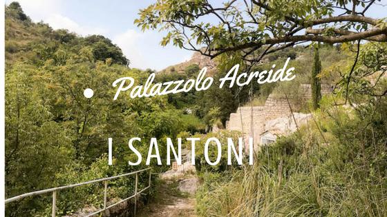 i santoni-palazzolo acreide