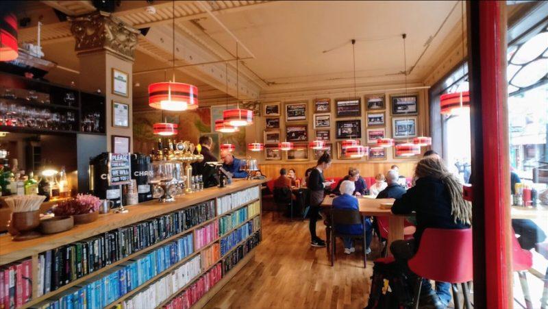 Laundromat Reykjavik ristorante