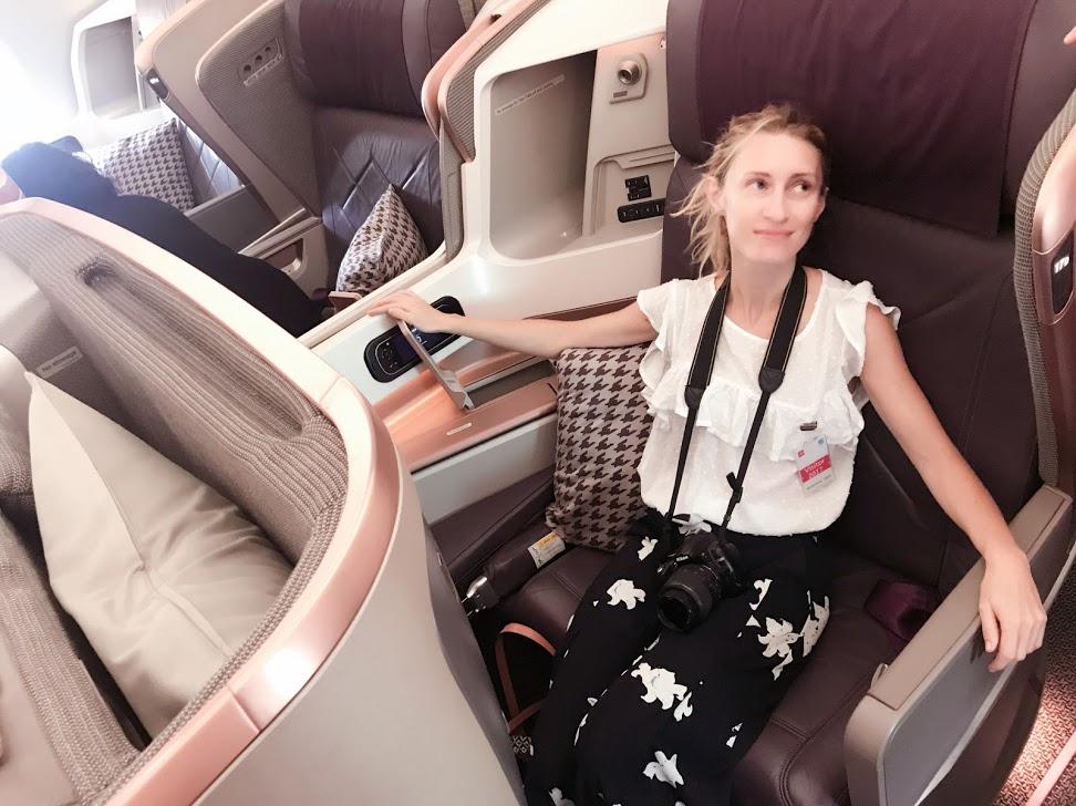 business class aereo