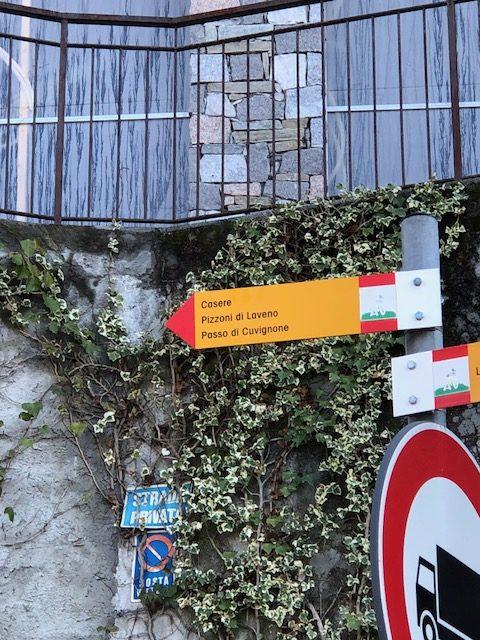 casere cartelli segnaletica sentieristica