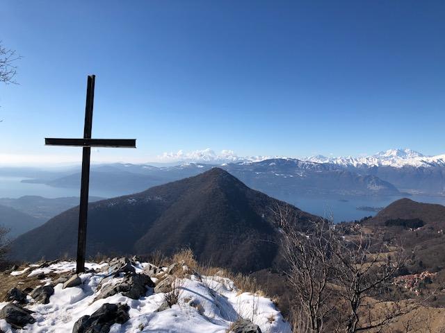 Monte Crocetta, in vetta!