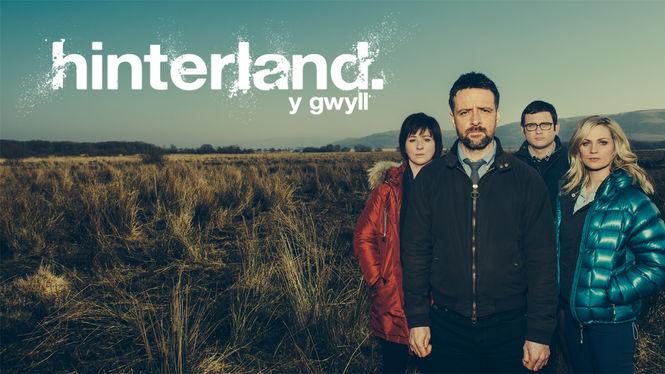 hinterland serie tv Netflix