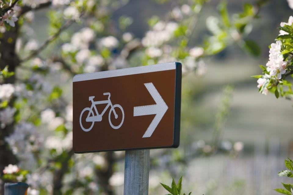 Da Vigo di Fassa a Merano. Giro in bicicletta per professionisti