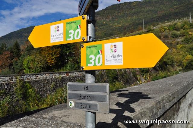 La Via dei Terrazzamenti: itinerari slow in Valtellina