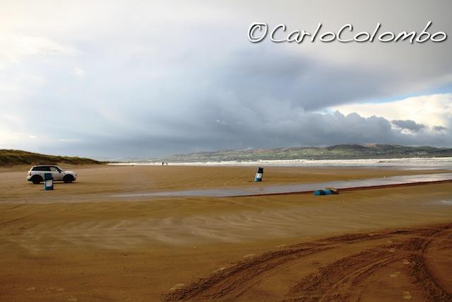 Breve viaggio in Irlanda del Nord #1: la spiaggia di Benone