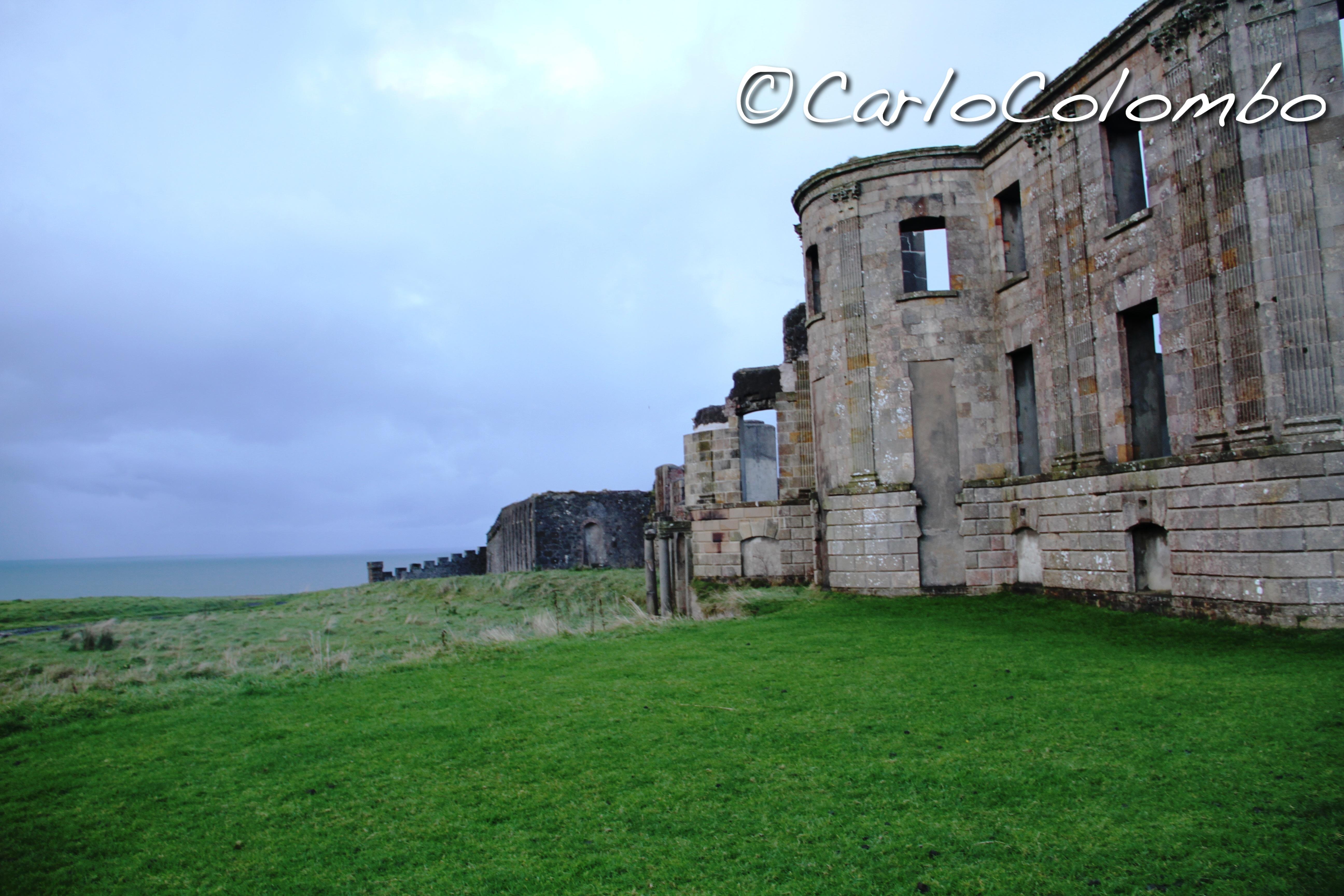 Irlanda del Nord: breve viaggio nella contea di Londonderry #2 La tenuta di Downhill e il Mussenden Temple