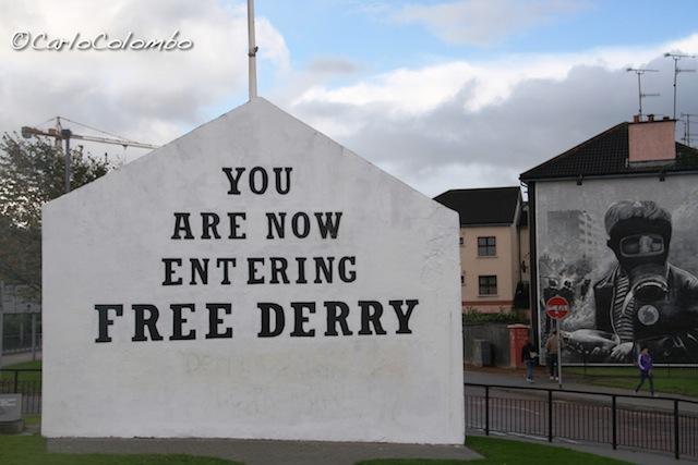 Breve viaggio in Irlanda del Nord #5: Derry, non Londonderry! [gallery foto]