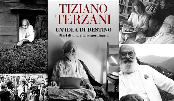 """Tiziano Terzani: nuovo libro e """"vecchi"""" da riprendere in mano"""