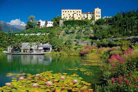 Merano: ai Giardini di Sissi tra terme e natura