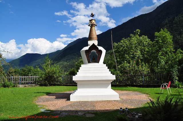 Benvenuti a Bordo (un angolo di Tibet in Italia)