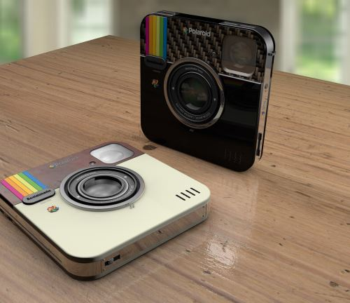 Polaroid Socialmatic:  foto, cartoline di viaggio e molto di più