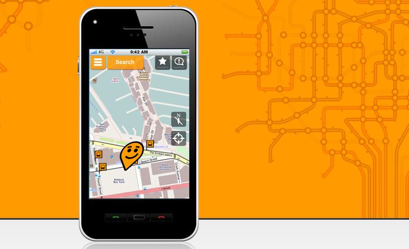 App di viaggio: Moovit ti porta a destinazione