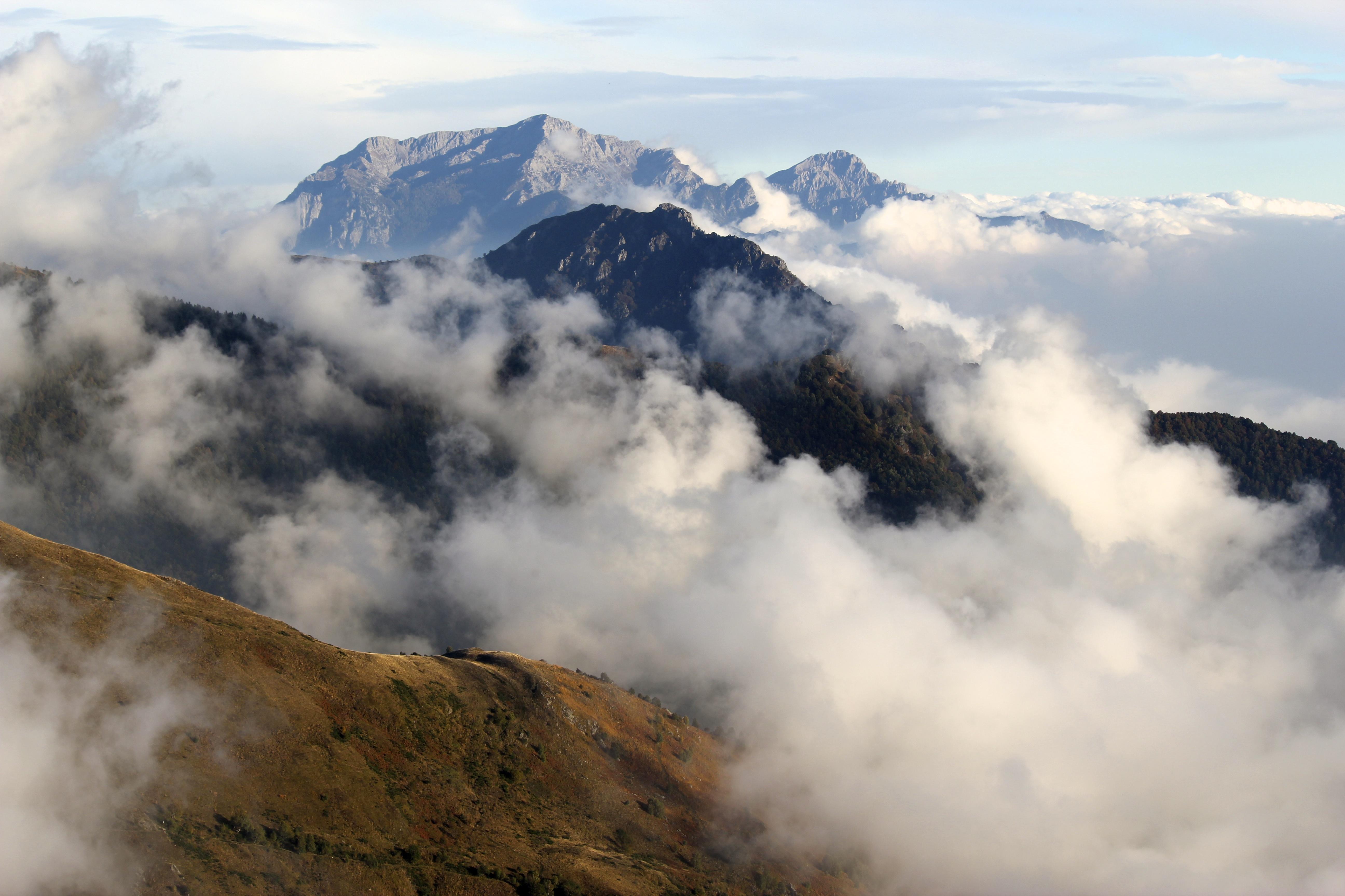 A novembre le Guide alpine regalano arrampicate ed escursioni  in Lombardia