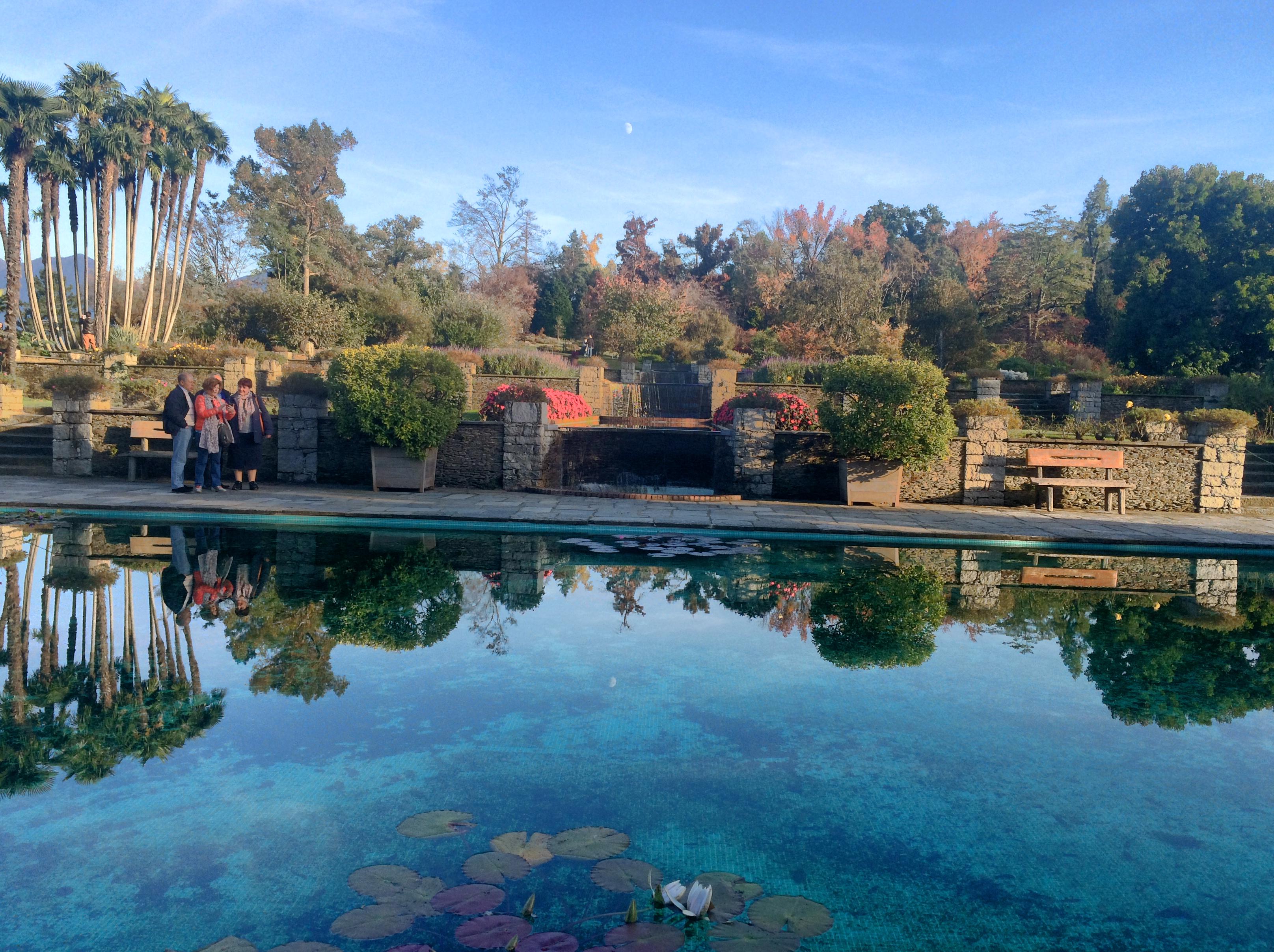 Giardini botanici di Villa Taranto, creati da un viaggiatore