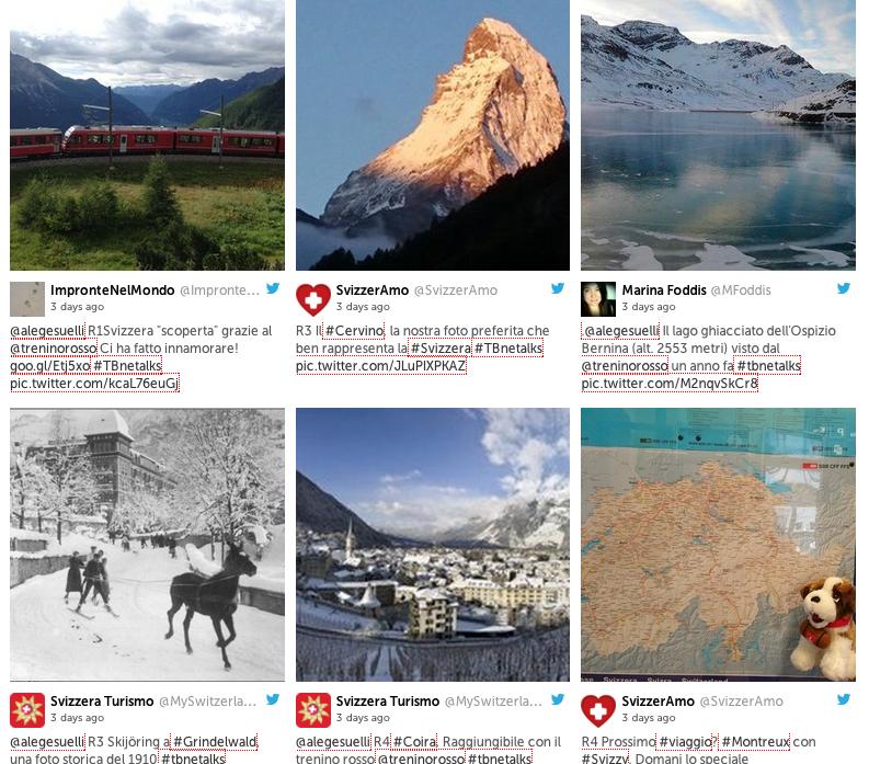Lo Storify dell'inverno in Svizzera… in 140 caratteri