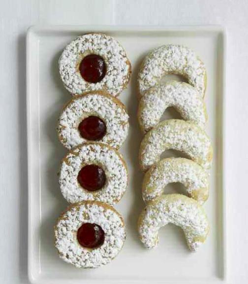 Ricette dall'Austria: i biscotti Kipferl e Linzer per Natale (e non solo)