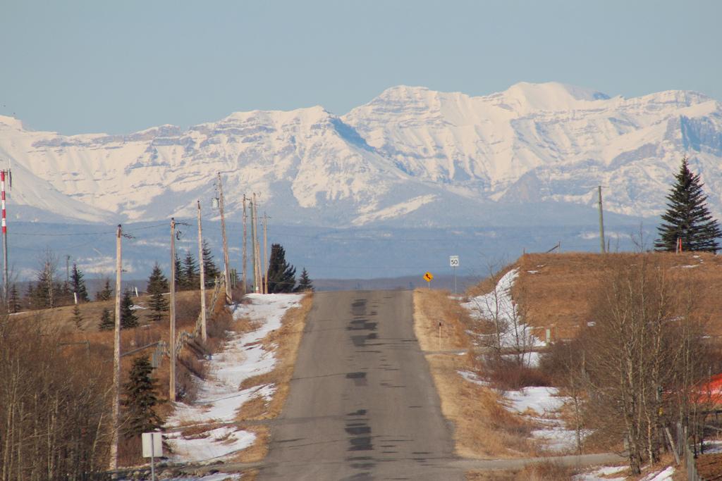 Viaggio in montagna Canada: perché andarci in inverno