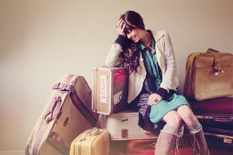 Fare la valigia e consigli: chi l'ha detto che meno è meglio?
