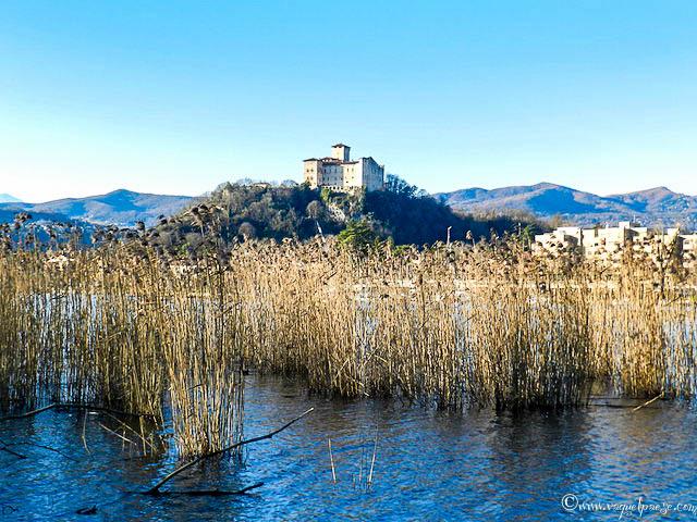 Passeggiando ad Angera: l'Oasi della Bruschera sul lago Maggiore