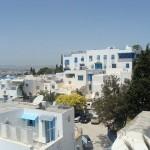 tunisia case bianche