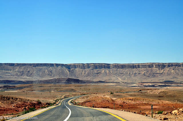 Israele on the road: da Eilat a Tel Aviv, attraverso il deserto del Negev